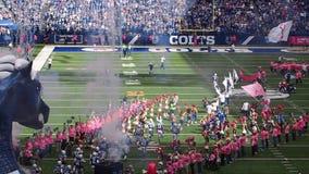 Indianapolis Colts Lizenzfreie Stockfotos