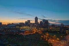 Indianapolis, DENTRO Imagens de Stock