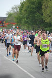 Indianapolis Indiana 500 Festival Mini Marathon Stock Photography
