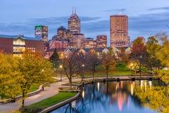 Indianapolis, Indiana, de V.S. Royalty-vrije Stock Foto's