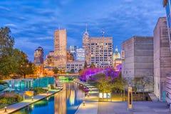 Indianapolis, Indiana, USA Stock Image