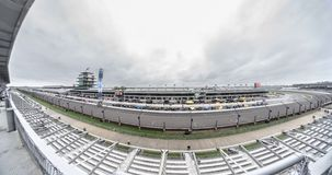 Big Machine Vodka Brickyard 400 Postponed Rained Out stock image