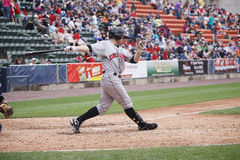 Indianapolis Indians Alex Presley. Outfielder Royalty Free Stock Photo