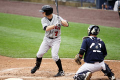 Indianapolis Indians Alex Presley. Outfielder Stock Image