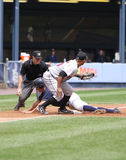 Indianapolis Indians Andy Marte. Third baseman Royalty Free Stock Photography