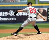 Indianapolis Indians Blaine Boyer. Pitcher Stock Photos