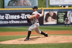 Indianapolis Indians Blaine Boyer. Pitcher Royalty Free Stock Photos