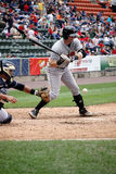 Indianapolis Indians Matt Hague Stock Photo