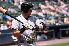Indianapolis Indians Matt Hague Royalty Free Stock Photography