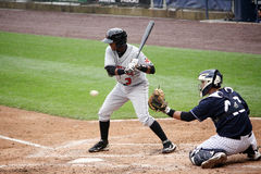Indianapolis Indians Pedro Ciriaco. Shortstop Stock Images