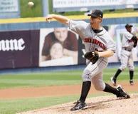 Indianapolis Indians pitcher Blaine Boyer Royalty Free Stock Photography
