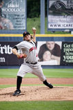 Indianapolis Indians pitcher Daniel Moskos Royalty Free Stock Image