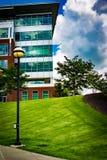 Indianapolis linia horyzontu zdjęcia stock