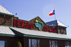 Indianapolis - March 2016: Texas Roadhouse Restaurant II. Indianapolis - Circa March 2016: Texas Roadhouse Restaurant Location. Texas Roadhouse is a Legendary stock images