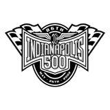 Indianapolis Motor Speedway ikona ilustracji