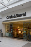 INDIANAPOLIS - OCTOBER 2015: Crate & Barrel Retail Store in Indianapolis II. INDIANAPOLIS - CIRCA OCTOBER 2015: Crate & Barrel Retail Store in Indianapolis II stock photo