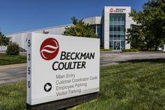 Indianapolis - Około Lipiec 2017: Beckman radlicy nauki przyrodnicze podział Beckman radlica wymaga w biomedyczny testowanie Ja fotografia royalty free