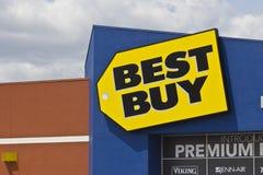 Indianapolis - Około Maj 2016: Best Buy handlu detalicznego lokacja Ja Zdjęcia Royalty Free