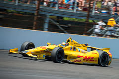 Indianapolis 500 2014 Royalty Free Stock Photos