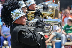 Indianapolis 500 street parade 2014 Royalty Free Stock Photography