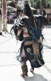 Indianer maya en Costa Maya Mexicio 3 Image libre de droits