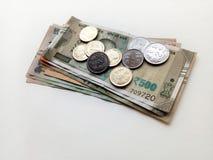 Indianin Gotówkowa waluta Obraz Royalty Free