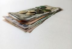Indianin Gotówkowa waluta Obraz Stock