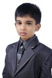 Indianin Little Boy Fotografia Stock