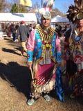 Indianin suknia Zdjęcia Royalty Free
