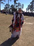 Indianin suknia Zdjęcie Royalty Free