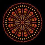 Indianina wzór Fotografia Royalty Free