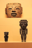 Indianisches Museum NY Stockbilder