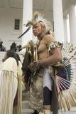 Indiano americano Fotografia Stock Libera da Diritti