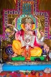 Indiano bonito god-Ganesh-2 Imagens de Stock Royalty Free