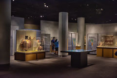 Indiano do americano do Museu Nacional Imagem de Stock