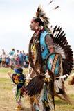 Indiano nordamericano Fotografie Stock Libere da Diritti