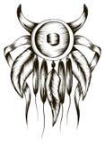Indianos do amuleto Fotografia de Stock