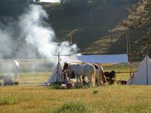 Indianplats Arkivbild