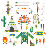 Indians icon temple ornament and indians icons element vector. Indians icon temple ornament and indians icons element retro. Indians icons vintage hinduism Royalty Free Stock Image
