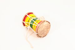Indias mini musical drums Stock Image
