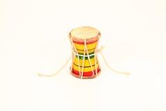 Indias mini musical drums stock image