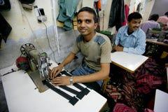 Indiańska fabryka Fotografia Royalty Free
