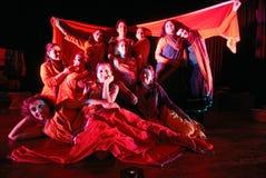 Indiański dramat Zdjęcie Royalty Free