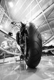 Indicador 3 de Motorcyle Imagens de Stock