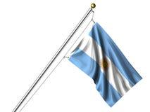 Indicador aislado de Argentina libre illustration
