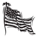 Indicador americano Imagenes de archivo