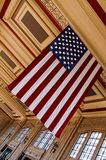 Indicador americano Fotografía de archivo libre de regalías