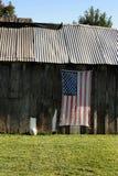 Bandera americana imágenes de archivo libres de regalías