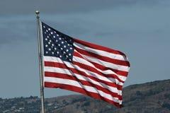 Indicador americano Fotografía de archivo