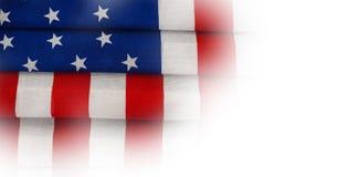 Indicador americano plegable foto de archivo libre de regalías